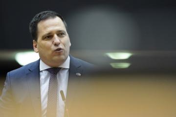 Europoslanec a místopředseda výboru pro zaměstnanost a sociální věcí Tomáš Zdechovský (KDU-ČSL)