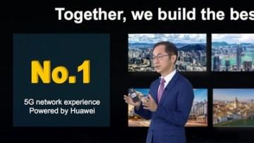 Ryan Ding, výkonný ředitel a prezident divize Carrier Business Group firmy Huawei