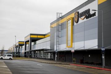 Distribuční centrum Amazonu