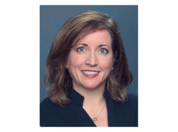 Cindy Boiter, nová výkonná viceprezidentka a ředitelka chemické divize Milliken & Company