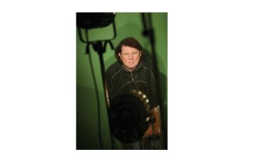 Režisér, výtvarník a producent Jan Balej
