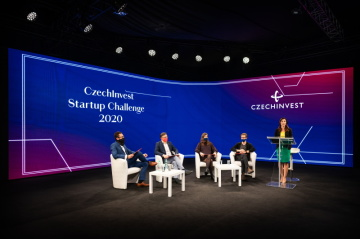 Vycházející hvězdy svých programů CzechInvest představil v prosinci 2020 v soutěži CzechInvest Startup Challenge.