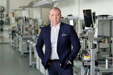 František Řezáč, předseda představenstva GUMOTEX, akciová společnost, a generální ředitel koncernu GUMOTEX