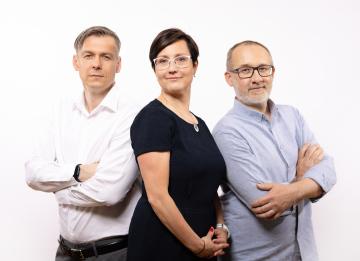 ČTK personální změny květen 2021. Jan Vavrušák, Radka Marková, Zdeněk Fučík, Jan Ptáček, Denisa Svobodníková.