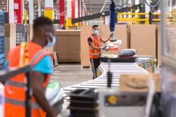 Amazon: evropská inovační laboratoř