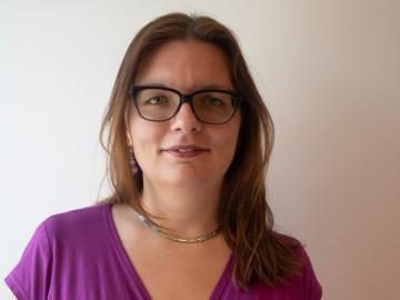 Jarmila Kubáňková, Ph. D. – metodička Linky pro rodinu a školu 116 000 (dříve Linka ztracené dítě)