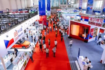 Výstavní plocha na druhém ročníku veletrhu China-CEEC Expo