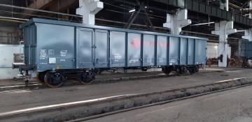 Nákladní železniční vůz EANOS Zdroj: Ermewa SA