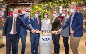Visa Czech Top Shop - zahájení