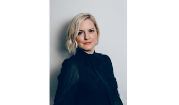 Stephanie Sprangersová, generální ředitelka a zakladatelka společnosti Glamhive