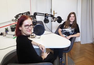 Podcastová série Pirátky Gregorové