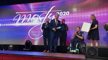 Slavnostní předávání Cen Mosty 2020 s účastí Alberta Llovery