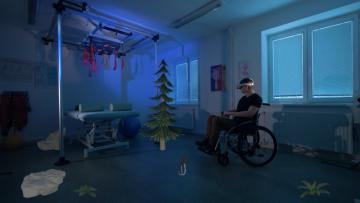 Rehabilitace ve virtuální realitě